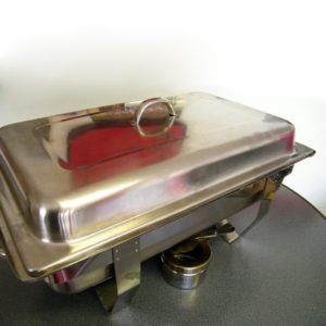Chafing-dish à alcool