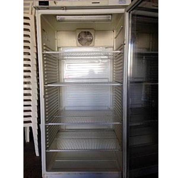 Réfrigérateur porte vitrée