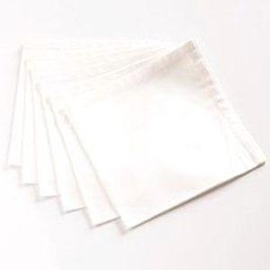 Serviette en tissu