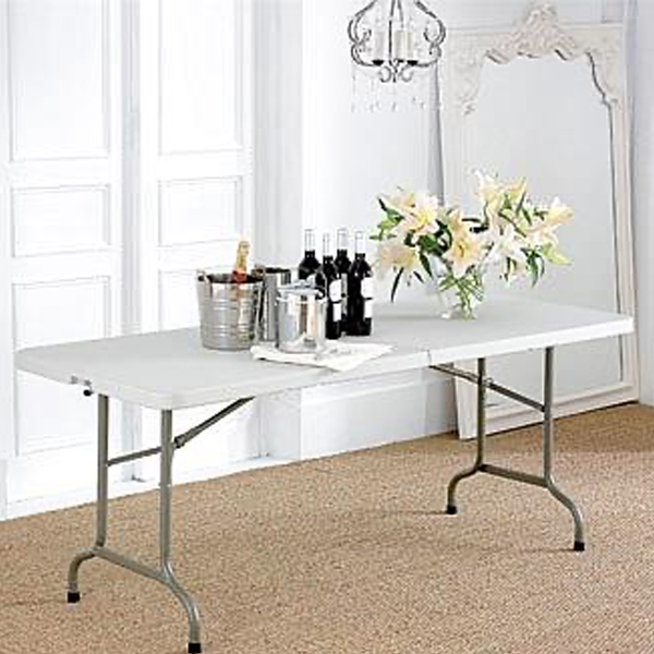 Table rectangulaire 120 / 180 cm