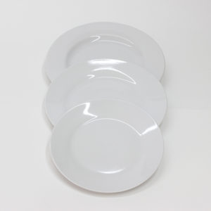 Assiettes porcelaine
