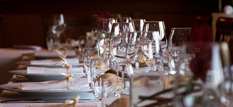 Location vaisselle mariage - 100% LOC