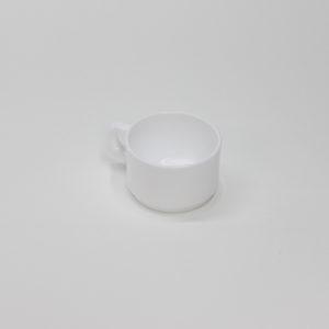 Tasse blanche Arco 11 cl