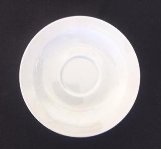 Sous tasse porcelaine